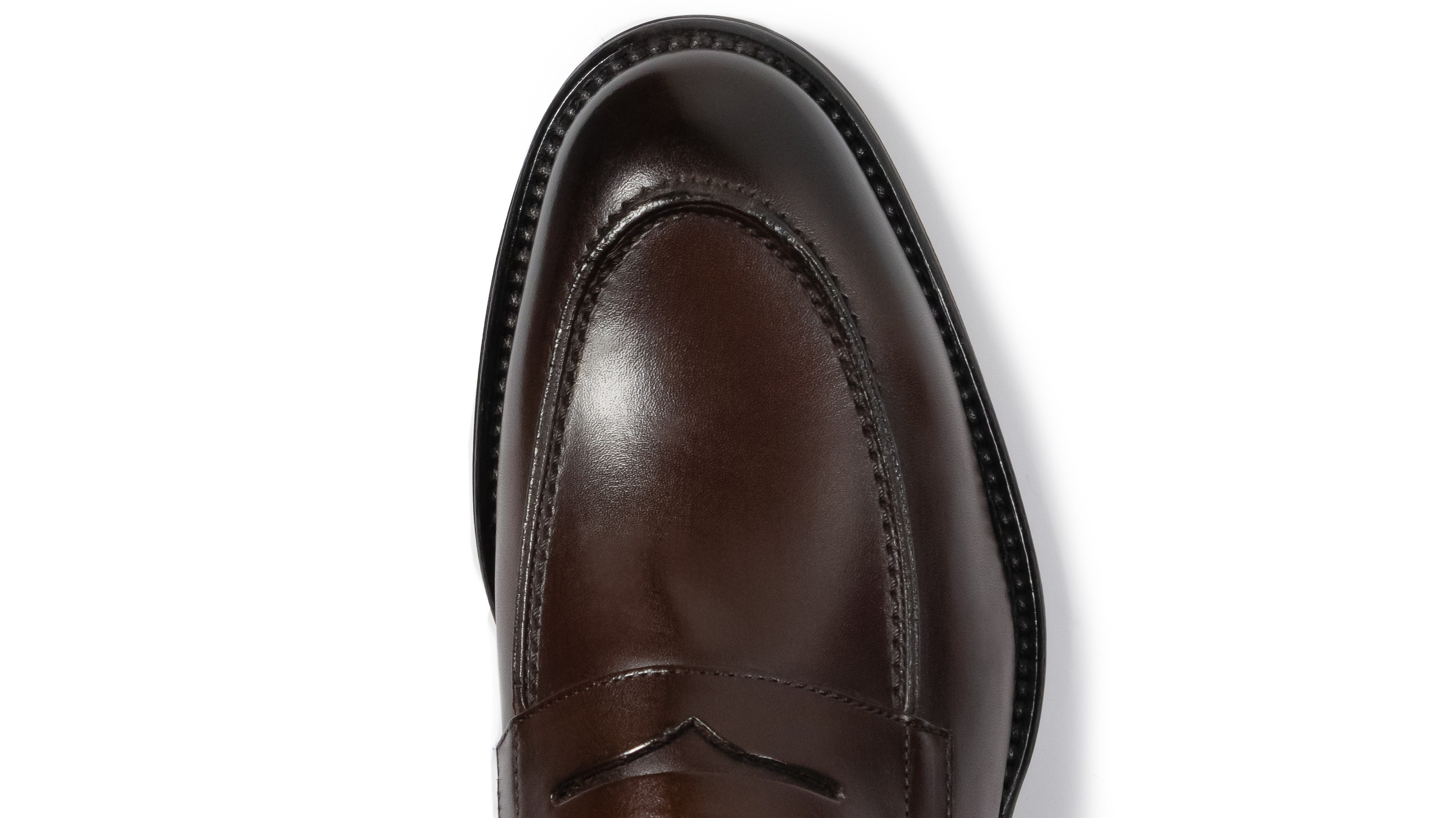 Penny Loafers Calfskin Brown