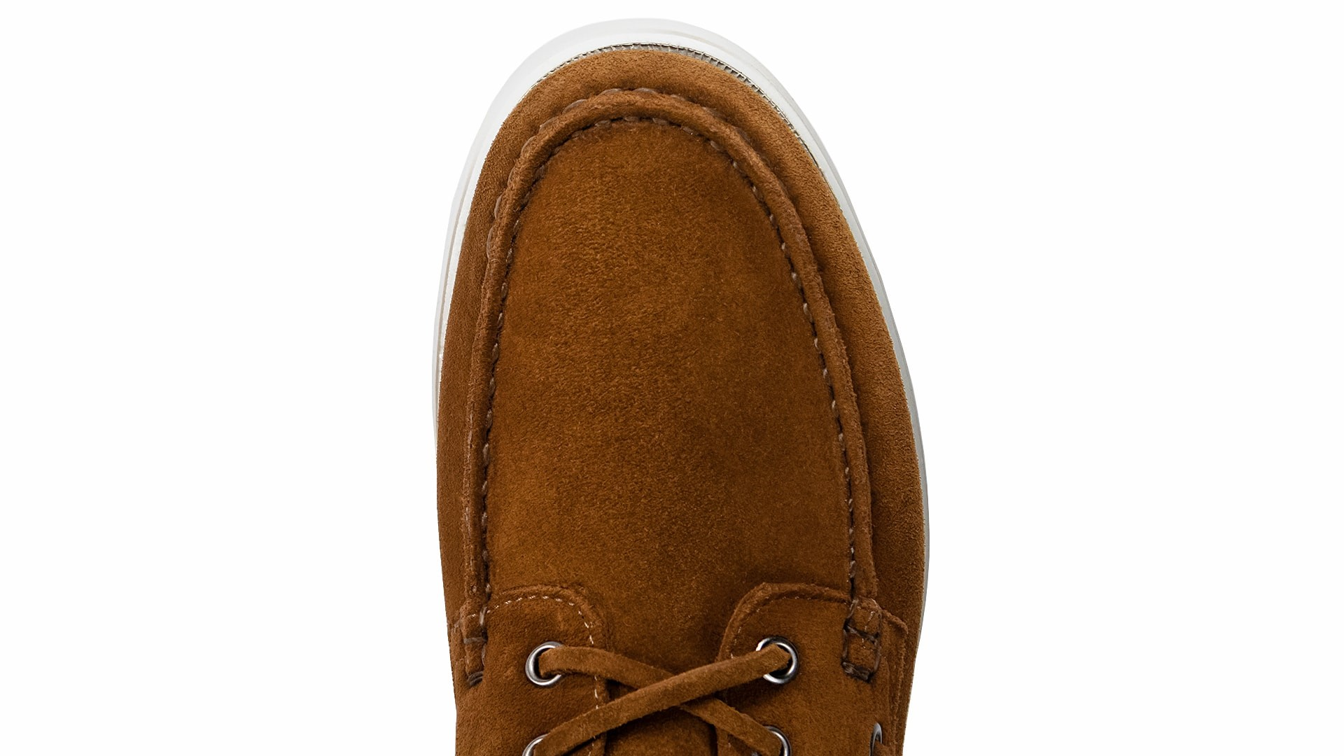 Boat Shoes Zamsz Tabacco
