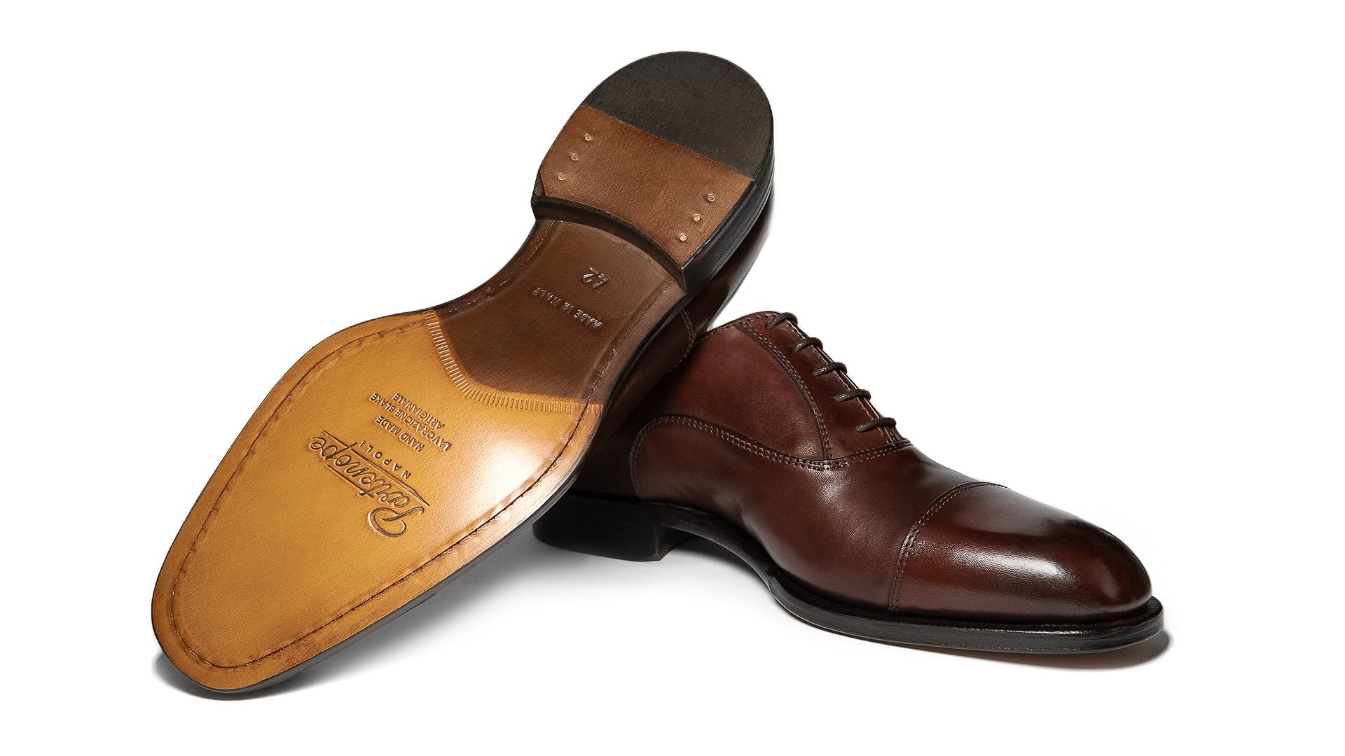 Oxford Crust Inv. Marrone