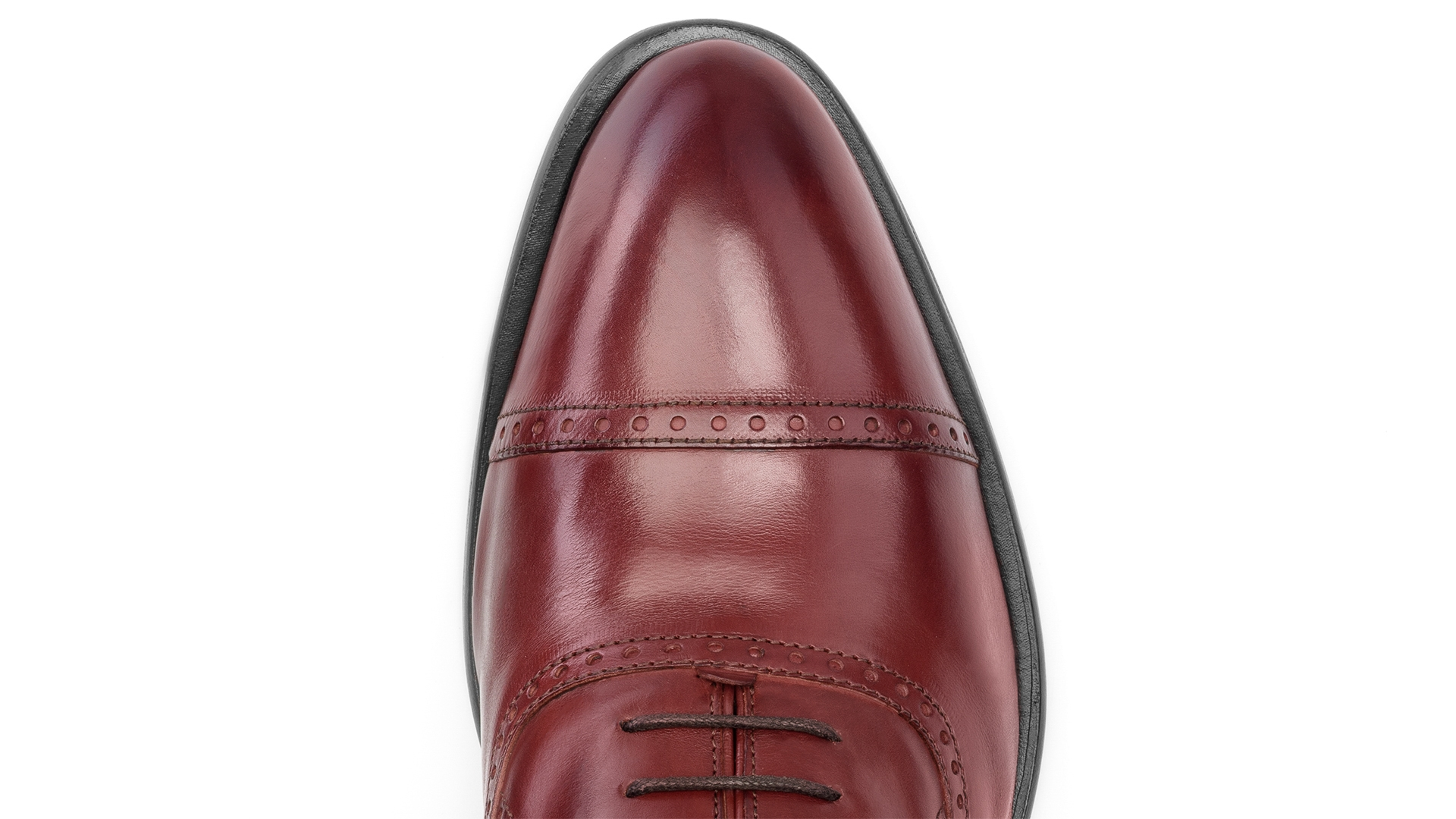 SEMI BROGUE Sacchetto Bolognese Bordo